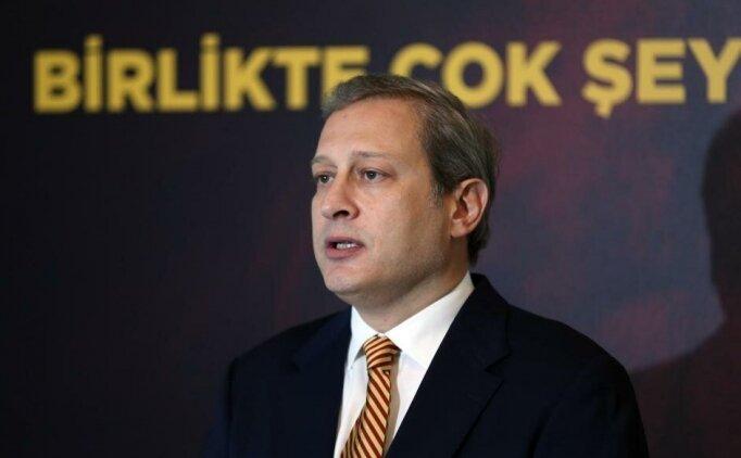 Burak Elmas: 'Fatih Terim ile seçimden önce görüşmeyeceğiz'