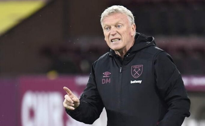 West Ham'dan David Moyes'a yeni sözleşme