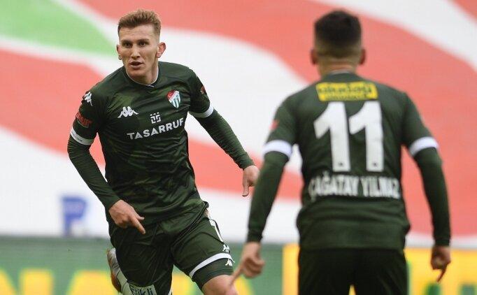 Bursaspor'da Süper Lig umutları yeniden alevlendi