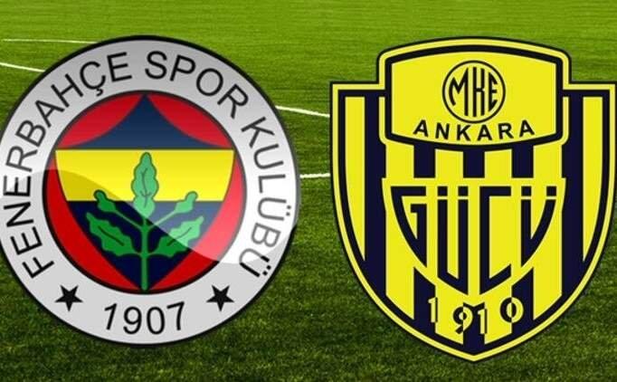 Fenerbahçe Ankaragücü CANLI İZLE şifresiz, FB maçı canlı izle