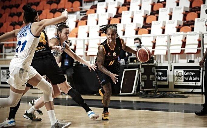 Galatasaray Landes'i farklı geçti