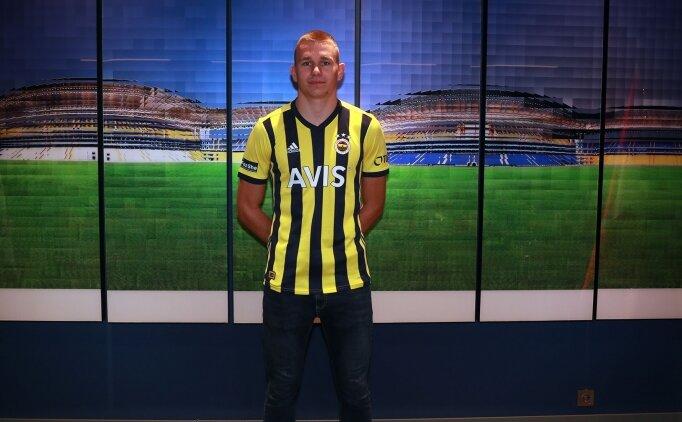 Attila Szalai, Fenerbahçe'nin ikinci Macar oyuncusu oldu