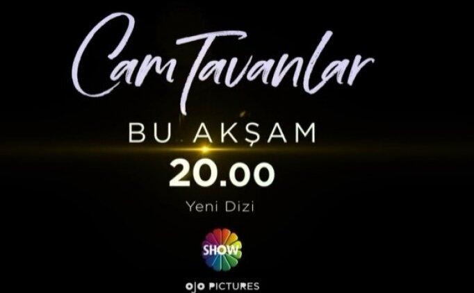 Cam Tavanlar Show TV 1. bölüm izle full HD canlı bölüm