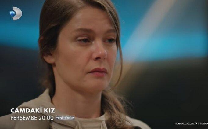 Camdaki Kız 6 Mayıs Perşembe 5. bölüm izle kesintisiz
