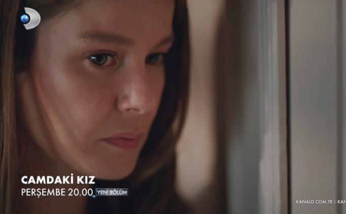 Camdaki Kız (İZLE) yeni bölüm, Camdaki Kız 12. bölüm tek parça reklamsız