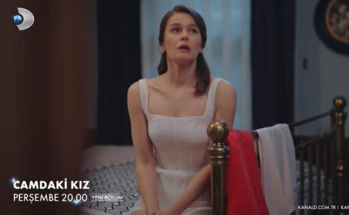 Camdaki Kız Kanal D 5. bölüm izle full HD (YENİ BÖLÜM)