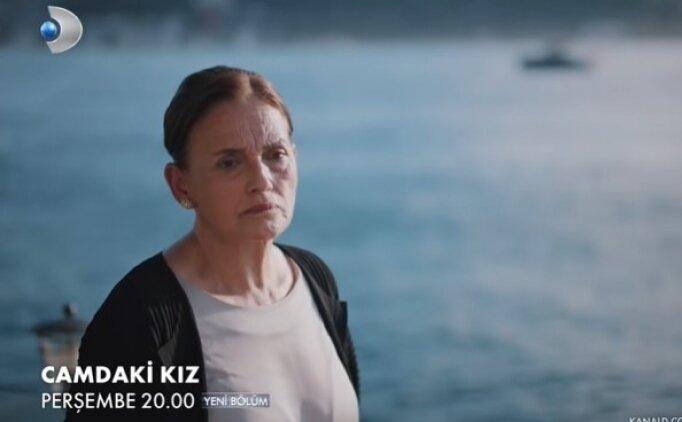 Camdaki Kız Kanal D 8. bölüm izle full HD (YENİ BÖLÜM)