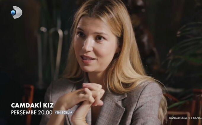 Camdaki Kız yeni bölüm izle (15. BÖLÜM) Kanal D tek parça reklamsız