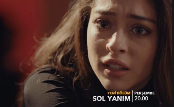 (CANLI İZLE) Sol Yanım 14 Ocak TV8 full HD kesintisiz yayın, Yeni bölüm Sol Yanım 7. bölüm yayını