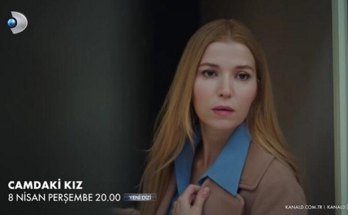(CANLI YAYIN) Camdaki Kız 1. bölüm full HD Kanal D izle
