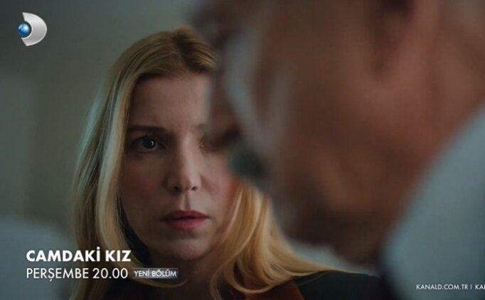 (CANLI YAYIN) Camdaki Kız 3. bölüm full HD Kanal D izle