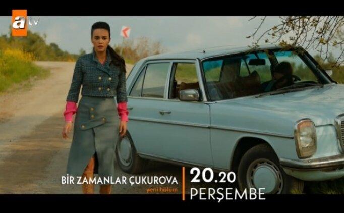 (CANLI YAYIN İZLE) Bir Zamanlar Çukurova 93. bölüm canlı yayın ATV full