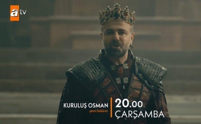 (ÇARŞAMBA CANLI) Kuruluş Osman yeni bölüm izle ATV HD kesintisiz, full izle Kuruluş Osman Çarşamba yeni bölüm