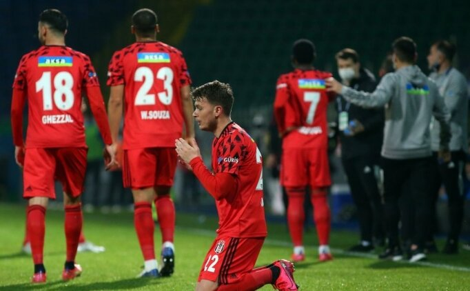 Beşiktaş'ta Adem Ljajic sevinci: 'Toparlandı'