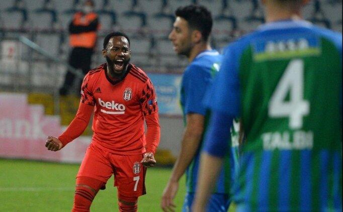 Beşiktaş'ta N'Koudou, seriye bağladı!