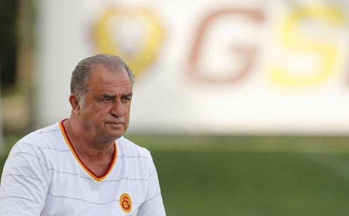 Galatasaray'ın Trabzonspor maçı kamp kadrosu