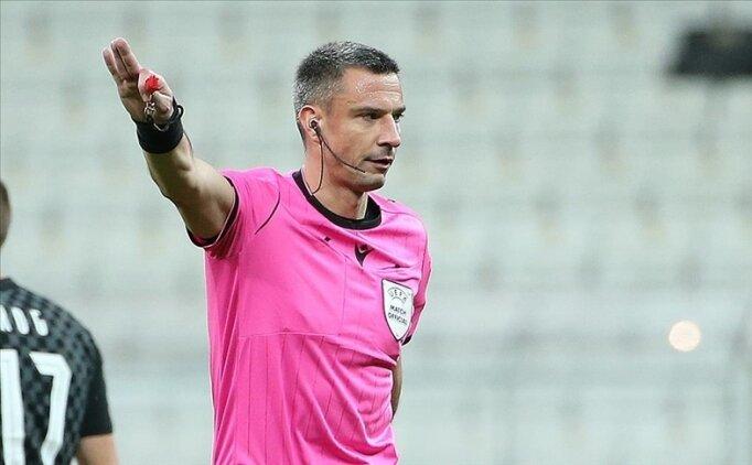 İsviçre - Türkiye maçına Sloven hakem