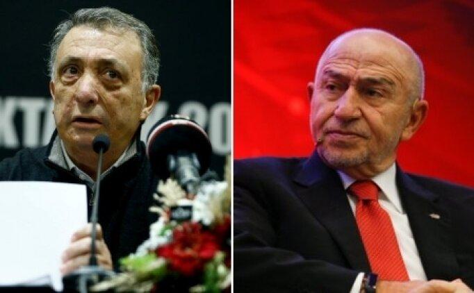 Ahmet Nur Çebi'den Nihat Özdemir'e öneri
