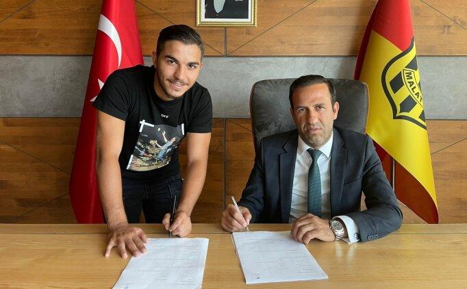 Yeni Malatyaspor, Cengizhan Akgün'ü transfer etti