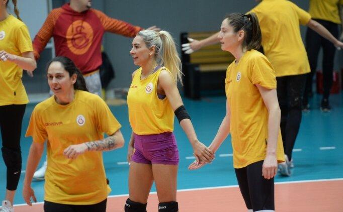 Galatasaray CEV Kupası'nda ev sahibi