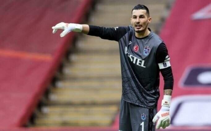 Trabzonspor'un Uğurcan Çakır kararı