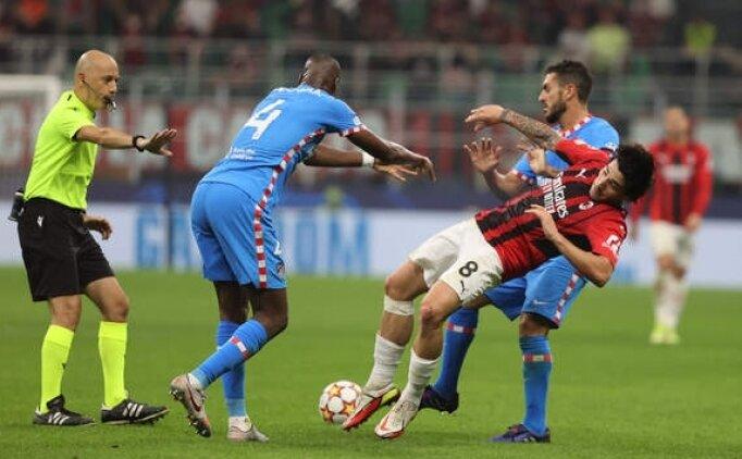 UEFA Cüneyt Çakır'ı değil Abdülkadir Bitigen'i suçlu buldu