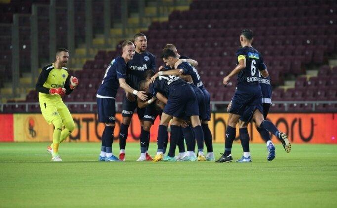 Kasımpaşa'nın Cihat Arslan'la ilk maçında rakibi Giresunspor