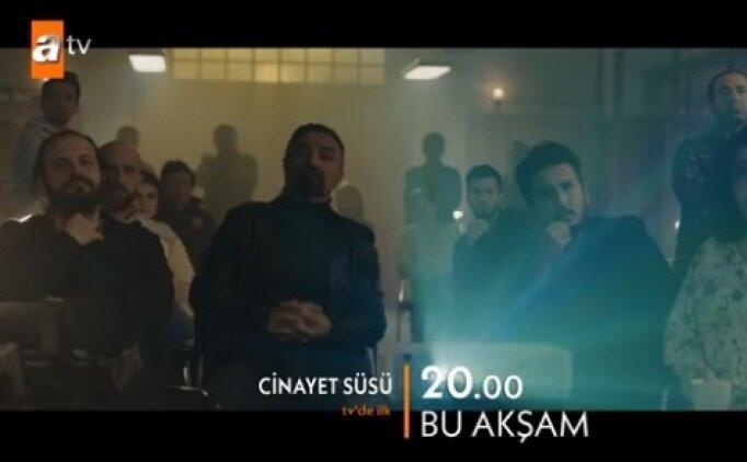 Cinayet Süsü izle TV'de ilk kez (YENİ FİLM) full tek parça