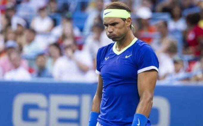 Rafael Nadal: 'Dönüş tarihim belli değil'