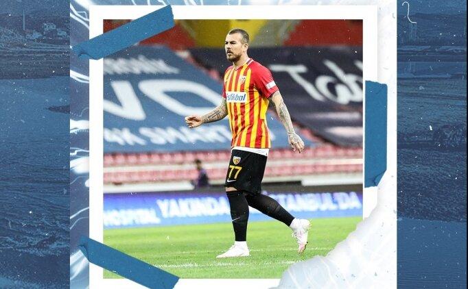 Kayserispor, Alibec'i Cluj'a kiraladı