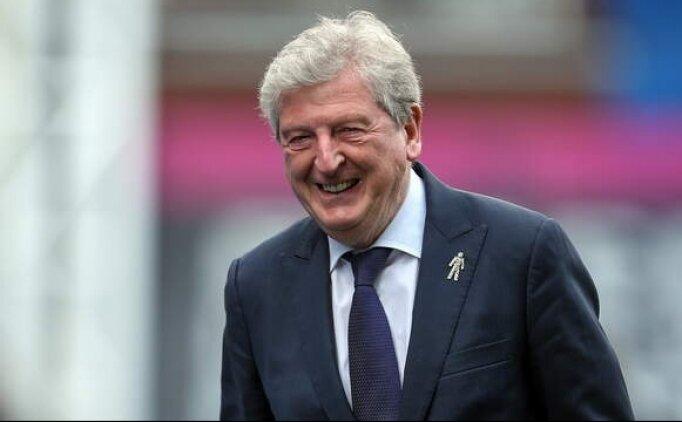 Roy Hodgson, Crystal Palace'a veda ediyor