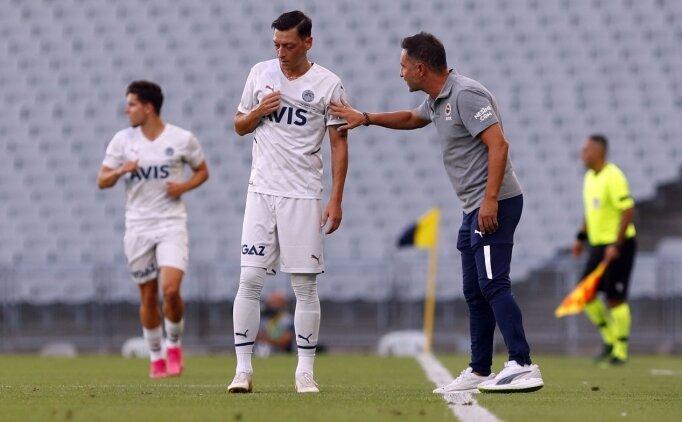 Vitor Pereira: 'Mesut Özil'e çok güveniyorum'