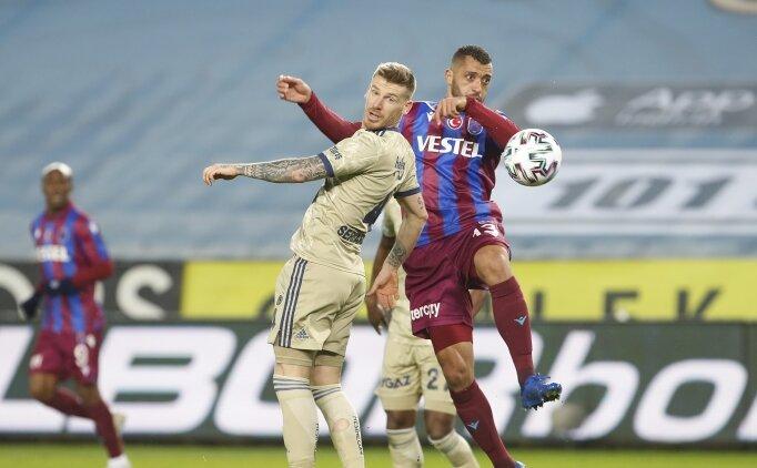 Trabzonspor'dan Vitor Hugo ve Kamil Ahmet açıklaması