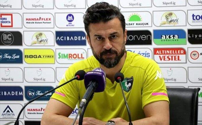 Denizlispor'da G.Saray maçı öncesi 8 eksik