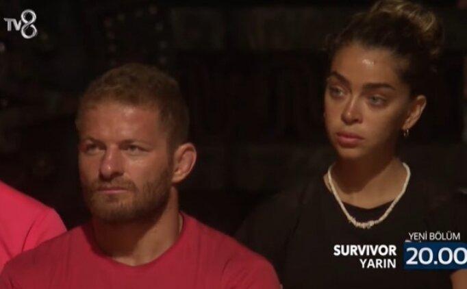 Diskalifiye eleme Survivor acil konseyde kim elendi TV8 canlı yayın izle