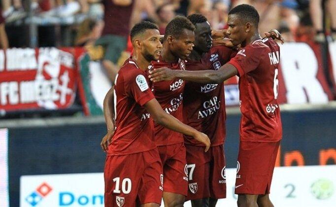 Trabzonspor'da Fransa'dan genç orta saha hamlesi!