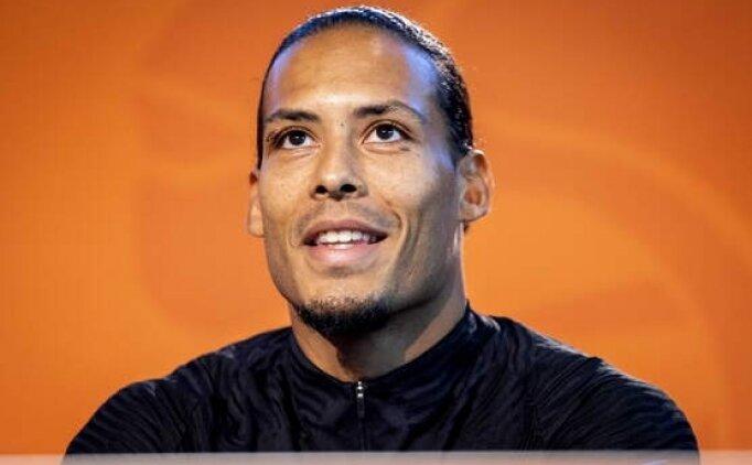 Virgil van Dijk EURO 2020'de oynayamayacak