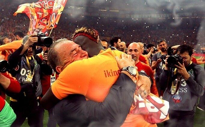 Mbaye Diagne: 'Gece bir rüya gördüm!'