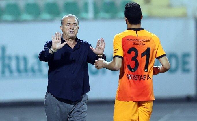 Fatih Terim hem maçı kazandı hem de Mustafa Muhammed'i