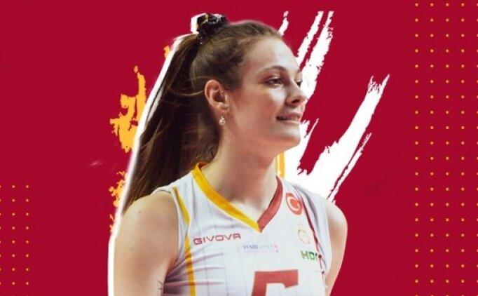 Galatasaray'da transfer: Anthi Vasilantonaki