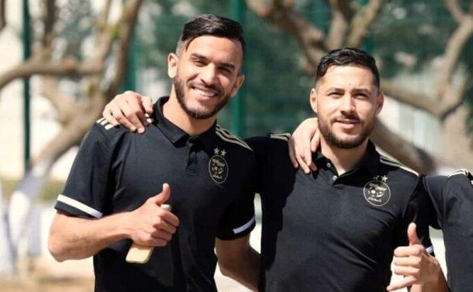 Galatasaray ve Fenerbahçe arasında Romdhane düellosu