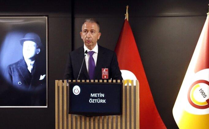 Metin Öztürk: 'PSV maçına PAF takımla çıkarsınız'
