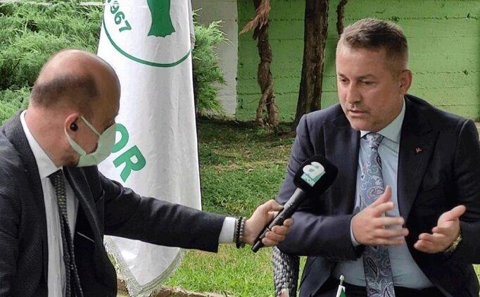 Giresunspor'da yeni yönetimde sürprizler olacak