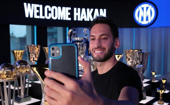 Çalhanoğlu: 'Transferden önce Emre Belözoğlu'yla görüştüm'