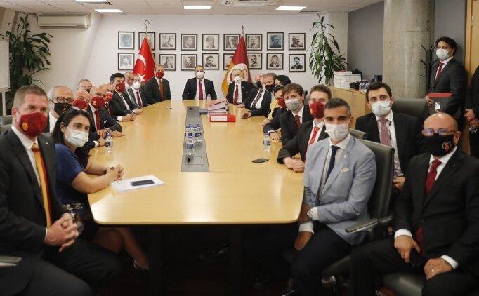 Galatasaray Sportif AŞ'de görev değişimi yapıldı