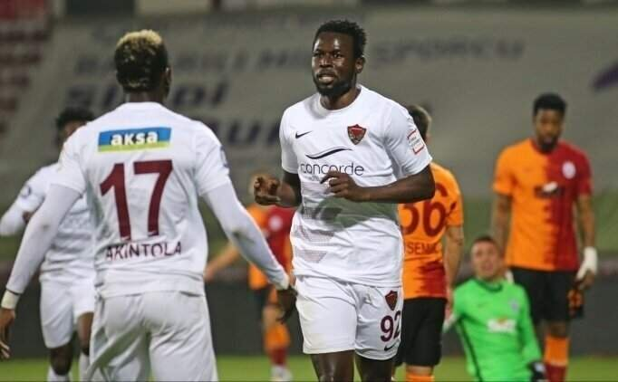 Mame Diouf'a Trabzonspor da talip oldu