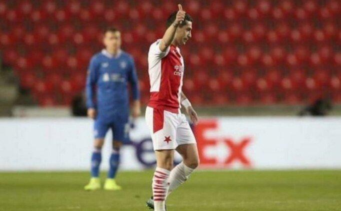 Slavia Prag'ın Stanciu kararı; 'Bırakmıyoruz'