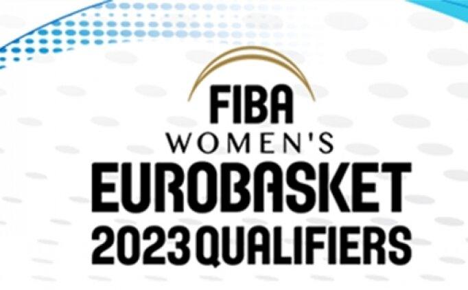 FIBA Kadınlar Avrupa Şampiyonası için kura heyecanı