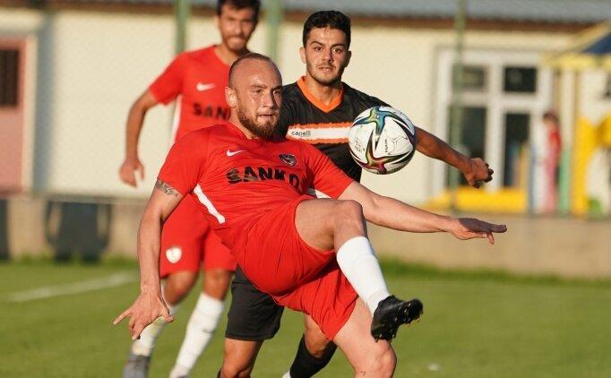 Gaziantep, 3. hazırlık maçında takıldı