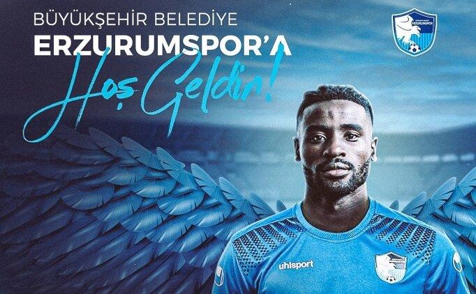 Erzurumspor, Mısır'dan transfer yaptı